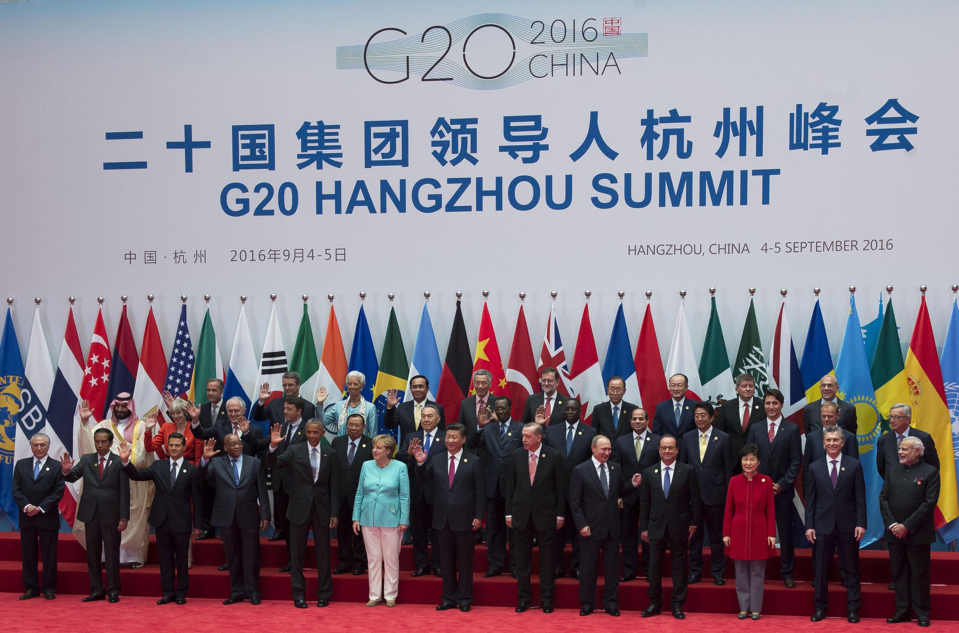 Uniview ارائه دهنده راهکارهای نظارت تصویری برای اجلاس G20