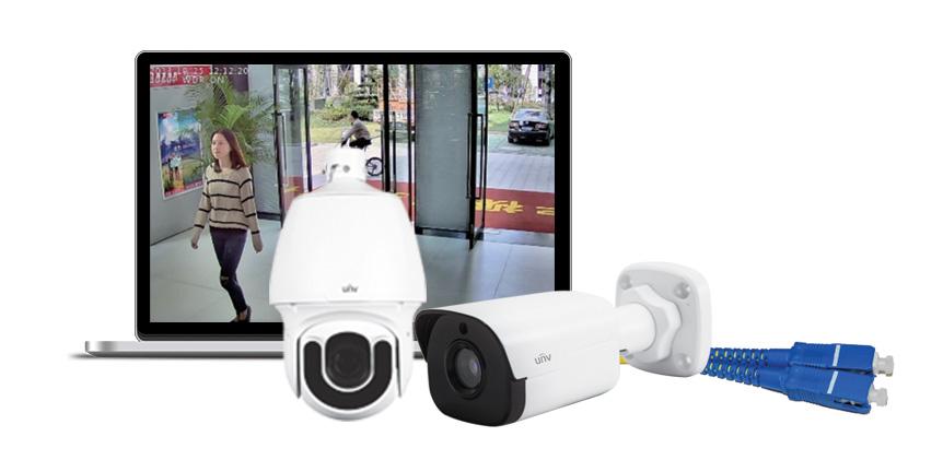معرفی ویژگی SFP دوربین مداربسته یونی ویو به همراه نحوه عملکرد و مزیت آن