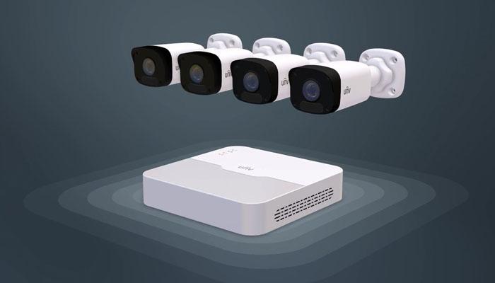 معرفی اولین کیت Ultra 265 PoE در جهان توسط یونی ویو