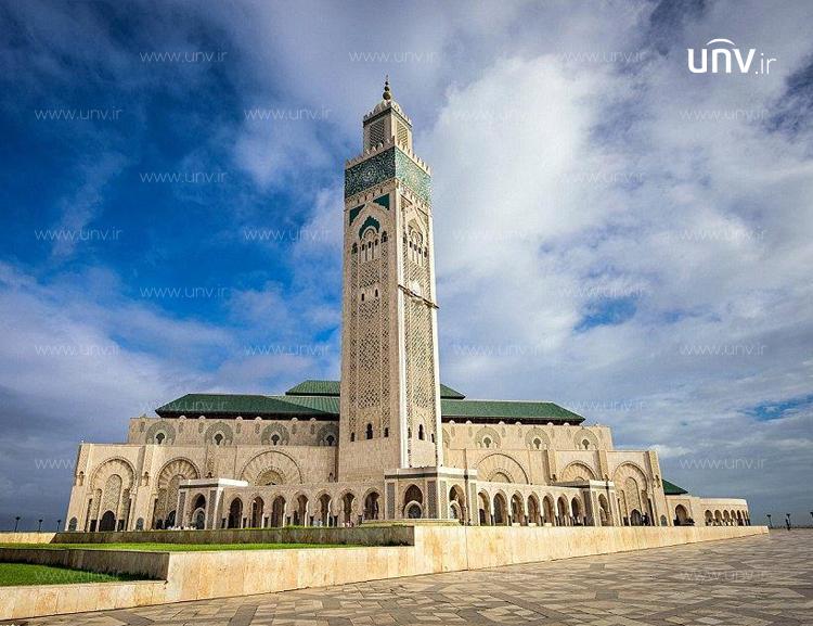 پروژه های موفق Uniview: نصب دوربین مداربسته در بزرگترین مسجد آفریقا